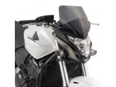A1102 - Givi Specific screen, smoked 28,5 x 36 cm Honda Hornet 600 (11 > 13)