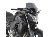 A1126 - Givi Specific Screen smoked 28,5 x 36 cm Honda CB 500 F (13 > 15)