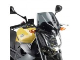 A286 - Givi Specific Screen smoked 28 x 30 cm Yamaha XJ6 (09 > 12)