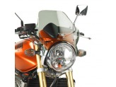A305 - Givi Specific Screen smoked 31,2 x 40,8 cm Hornet 600 (05 > 06)
