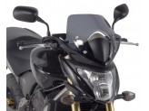 A309 - Givi Screen smoked 33,5x40,5 cm Honda Hornet 600 / ABS (07 > 10)