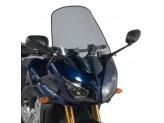 D437S - Givi Specific screen smoked 52x44 cm Yamaha FZ1 Fazer 1000 (06 > 15)