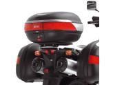 E528 - Givi Rear Rack for MONOKEY Kawasaski KLV 1000 (04 > 10)