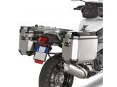 PLR1110CAM - Givi Side case holder MONOKEY CAM-SIDE Honda Crosstourer 1200