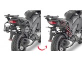 PLR4120 - Givi side case holder MONOKEY Kawasaki Versys 1000 (17)