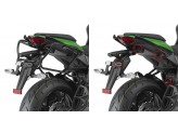 PLXR4100 - Givi Side Case Holder  V35 MONOKEY SIDE Yamaha Z 1000 SX