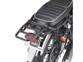 SR9200 - Givi rear black rack for MONOLOCK Mash Seventy Five 125 (14 > 17)