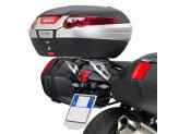 SRA690 - Givi Rear Rack for MONOKEY BMW K 1200 R (05>08) / K 1300 R (09>16)