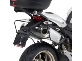 T681 - Givi Specific holder for soft side bags Ducati Monster (08>14)