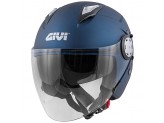 Helmet Jet Givi 12.3 Stratos SOLID COLOR Matt Dark Blue