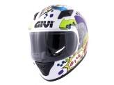 Helmet Full-Face Givi J.04 Junior 4 Glossy White