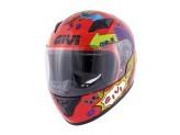 Helmet Full-Face Givi J.04 Junior 4 Glossy Red