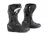 Leather Boots Racing Forma Hornet Dry Black
