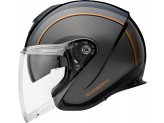 Helmet Jet Schuberth M1 Pro OUTLINE Black