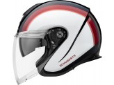 Helmet Jet Schuberth M1 Pro OUTLINE Red