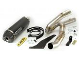 Kit Exhaust Arrow Muffler MK + Collettori Ducati MultiStrada 1200 / S '10/14