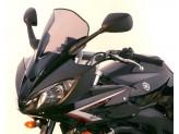 Screen MRA R - Racing - smoked YAMAHA FZ6 Fazer S2 ABS semicarenata (07-10)