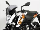 Screen MRA R - Racing - transparent KTM Duke 125/200/390
