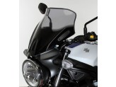 Screen MRA NSN - Spoiler Naked Bikes - transparent SUZUKI SV 650 A/X ABS