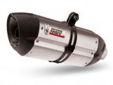 H.047.L7 - Exhaust Muffler Mivv SPORT SUONO S. Steel HONDA CBR 250 R (2011 >)