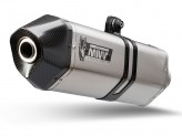 T.017.LRX - Exhaust Muffler Mivv SPEED EDGE SS TRIUMPH TIGER 1050 (17-)