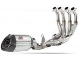 X.YA.0001.S7 - Full Exhaust Mivv POWER STEEL SUONO YAMAHA YZF 600 R6 (06-16)