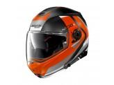 Helmet Flip-Up Full-Face Nolan N100.5 Hilltop 52 Flat Black
