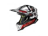 Helmet Full-Face Off-Road Nolan N53 Buccaneer 51 Glossy Black