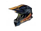 Helmet Full-Face Off-Road Nolan N53 Whoop 47 Flat Black