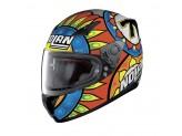 Helmet Full-Face Nolan N60.5 Gemini Replica 33 Chaz Davies Metal Black