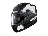 Helmet Full-Face Nolan N60.5 Gemini Replica 28 Carlos Checa Flat Black