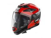 Helmet Full-Face Crossover Nolan N70.2 GT Bellavista 25 Corsa Red