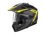 Helmet Full-Face Crossover Nolan N70.2 X Grandes Alpes 23 Flat Lava Grey