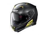 Helmet Full-Face Nolan N87 Emblema 72 Flat Black