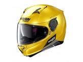 Helmet Full-Face Nolan N87 Emblema 76 Spark Yellow
