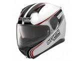 Helmet Full-Face Nolan N87 Rapid 17 Metal White