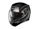 Helmet Full-Face Nolan N87 Savoir Faire 59 Fade Silver