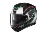 Helmet Full-Face Nolan N87 Savoir Faire 56 Fade White