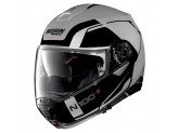Helmet Flip-Up Full-Face Nolan N100.5 Consistency 21 Flat Silver