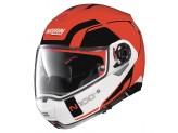 Helmet Flip-Up Full-Face Nolan N100.5 Consistency 23 Corsa Red