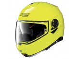 Helmet Flip-Up Full-Face Nolan N100.5 Hi-Visibility 22 Yellow Fluo