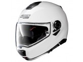 Helmet Flip-Up Full-Face Nolan N100.5 Special 15 Pure White