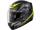 Helmet Full-Face Nolan N60.5 Metropolis 75 Matt-Black Yellow
