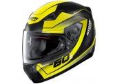 Helmet Full-Face Nolan N60.5 Veles 68 Matt-Black Yellow