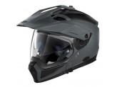 Helmet Full-Face Crossover Nolan N70.2 X CLASSIC N-COM 2 Vulcan Matt-Grey