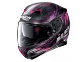 Helmet Full-Face Nolan N87 CARNIVAL N-COM 86 Matt-Black Violet