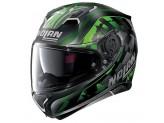 Helmet Full-Face Nolan N87 VENATOR N-COM 92 Matt-Black Green