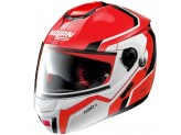 Helmet Flip-Up Full-Face Nolan N90.2 MERIDIANUS N-COM 33 CORSA Red