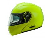 Helmet Flip-Up Full-Face Nos NS-8 Fluor Yellow