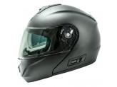 Helmet Flip-Up Full-Face Nos NS-8 Matt Grey